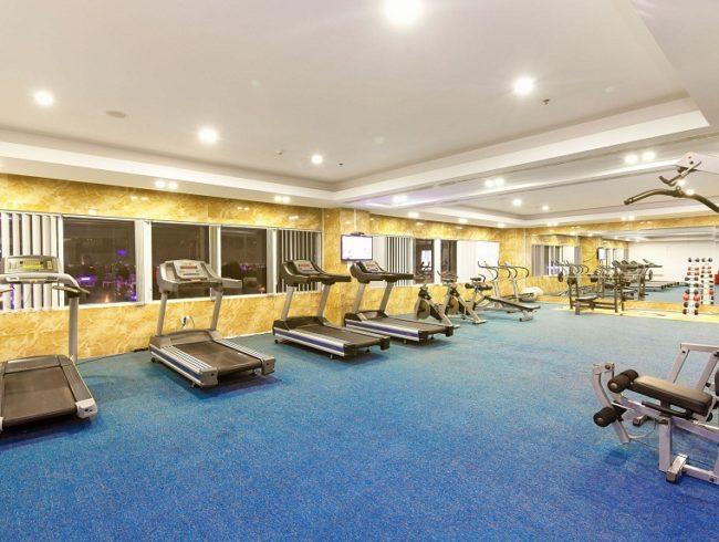 Địa chỉ khách sạn có phòng gym tại Bình Dương
